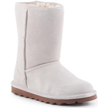 Chaussures Femme Bottes de neige Bearpaw Elle Beige