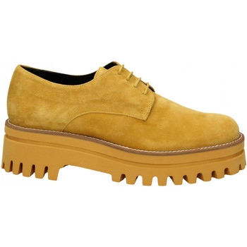 Chaussures Femme Derbies PALOMA BARCELÓ AMA SUEDE giallo