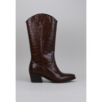Chaussures Homme Boots Lol 6660-11 Marron