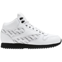 Chaussures Homme Baskets montantes Reebok Sport Classic Leather Mid Ripple Gore-Tex Blanc