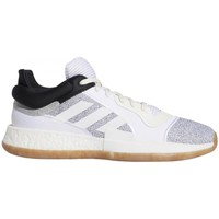 Chaussures Homme Baskets basses adidas Originals Marquee Boost Low Blanc