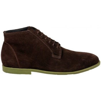 Chaussures Homme Boots Kenzo Boots Howling Marron Vert Marron
