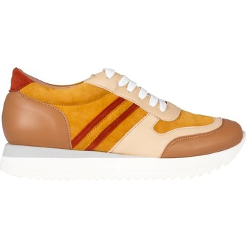 Chaussures Femme Baskets basses Mz Made For Petite POWER TERRA Multicolore