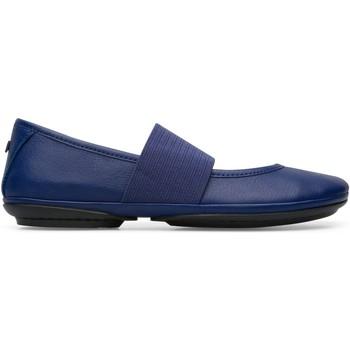 Chaussures Femme Ballerines / babies Camper Right 21595-150 Ballerines Femme bleu