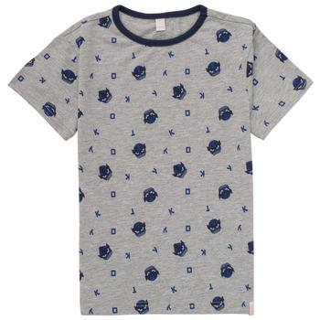 Vêtements Garçon T-shirts manches courtes Esprit EUGENIE Gris