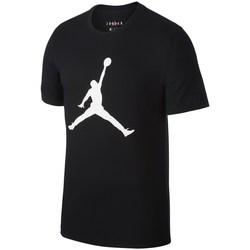 Vêtements Homme T-shirts manches courtes Nike Jordan Jumpman Noir