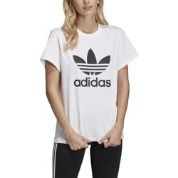 Vêtements Femme T-shirts manches courtes adidas Originals Originals Boyfriend Blanc