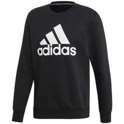 Vêtements Homme Sweats adidas Originals MH Bos Crew FL Noir