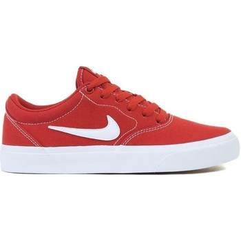 Chaussures Enfant Baskets basses Nike SB Charge GS Rouge