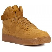 Chaussures Enfant Baskets montantes Nike Air Force 1 High LV8 3 Miel