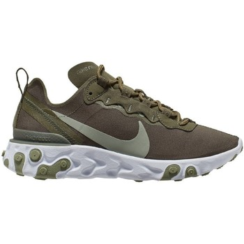 Chaussures Femme Baskets basses Nike W React  55 Olive