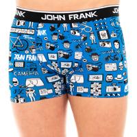 Sous-vêtements Homme Boxers John Frank Boxer Multicolore