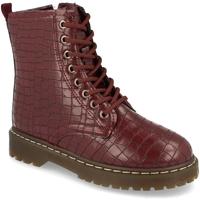 Chaussures Femme Bottines Sergio Todzi LDH008 Burdeos