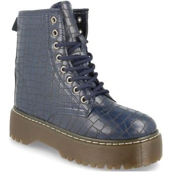 Chaussures Femme Bottines Sergio Todzi LDH007 Azul