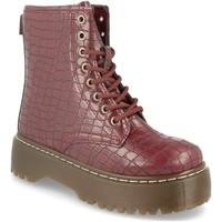Chaussures Femme Bottines Sergio Todzi LDH007 Burdeos