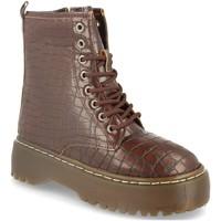 Chaussures Femme Bottines Sergio Todzi LDH007 Marron