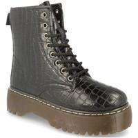 Chaussures Femme Bottines Sergio Todzi LDH007 Negro