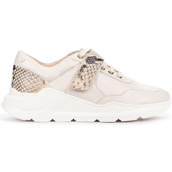 Chaussures Femme Baskets basses Martinelli KATE 1452 OFFWHITE