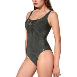 Vêtements Femme Maillots de bain 1 pièce Ory Maillot de bain 1 pièce Carey vert Vert