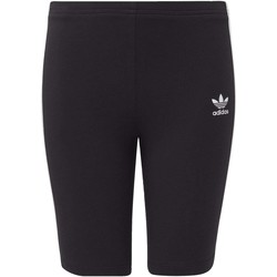Vêtements Enfant Shorts / Bermudas adidas Originals Short Cycling noir / blanc