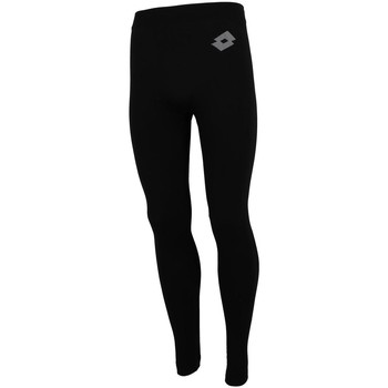 Vêtements Homme Leggings Lotto Delta souspant thermo Noir