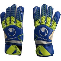 Accessoires textile Homme Gants Uhlsport Absolutgrip  gants pro goal Bleu moyen