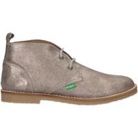 Chaussures Enfant Boots Kickers 736421-30 TYZ Plateado