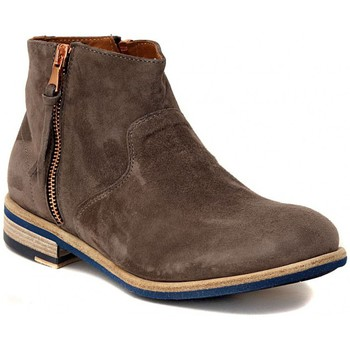Chaussures Homme Boots Pawelk's PAWELKS  VELOUR TOPO    130,4
