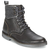 Chaussures Homme Boots Cristiano Ronaldo CR7 GRUNGE 04 Noir