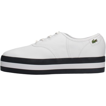 Chaussures Femme Baskets basses Lacoste - Sneaker bianco FA0051-147 BIANCA
