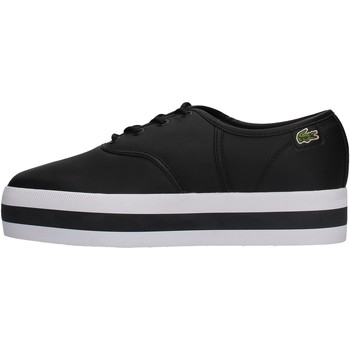 Chaussures Femme Baskets basses Lacoste - Sneaker nero FA0051-312 NERO