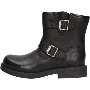 Chaussures Garçon Boots Melania - Tronchetto nero ME2806D9I.A NERO