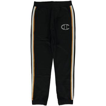 Vêtements Garçon Pantalons de survêtement Champion - Pantalone nero 305060-KK004 NERO