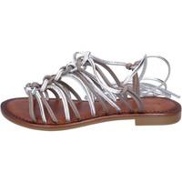 Chaussures Femme Sandales et Nu-pieds Inuovo sandales cuir gris