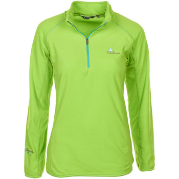 Vêtements Fille Polaires Peak Mountain FAFINE vert