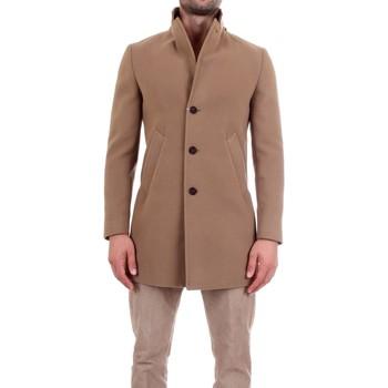 Vêtements Homme Manteaux Manuel Ritz 2732C4448 193727 chameau