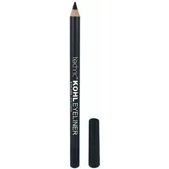 Beauté Femme Eyeliners Technic Kohl Eyeliner Crayon Noir Noir