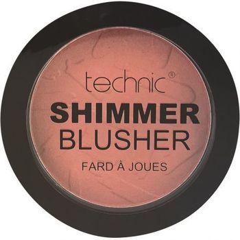 Beauté Femme Blush & poudres Technic Shimmer Blusher   Moroccan Sunset   11g Autres