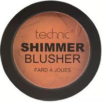 Beauté Femme Blush & poudres Technic Shimmer Blusher   Indian Summer   11g Autres