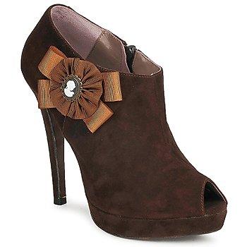 Bottines / Boots Fericelli ASSETE Marron 350x350
