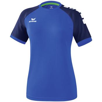 Vêtements Femme T-shirts manches courtes Erima Maillot femme  Zenari 3.0 bleu/bleu/vert clair