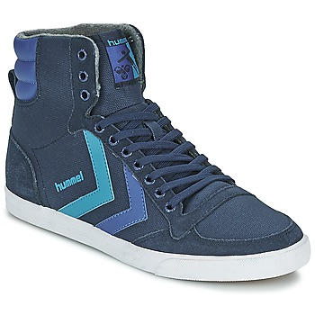 Baskets montantes Hummel TEN STAR WAXED CANVAS HI