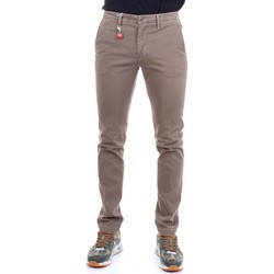 Vêtements Homme Chinos / Carrots Manuel Ritz 2732P1578T 193816 Beige et noir
