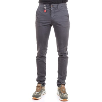 Vêtements Homme Chinos / Carrots Manuel Ritz 2732P1578T 193811 Gris
