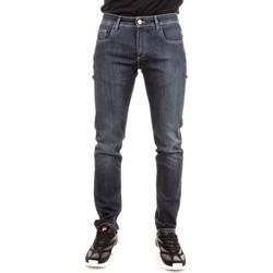 Vêtements Homme Jeans slim Camouflage D00 A154 bleu