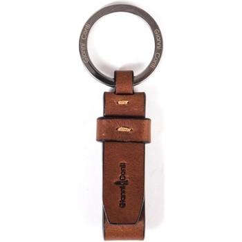 Accessoires textile Homme Porte-clés Gianni Conti 919756 Porte-clés homme cognac cognac
