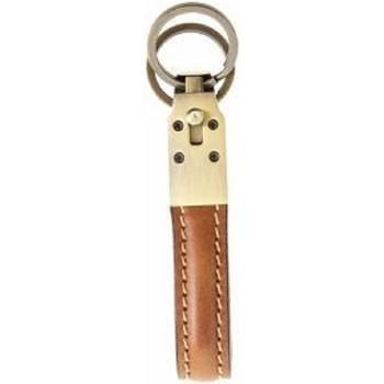 Accessoires textile Homme Porte-clés Gianni Conti 919175 Porte-clés homme cognac cognac