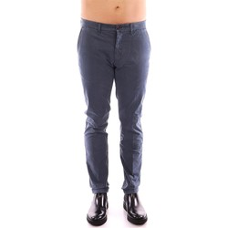 Vêtements Homme Chinos / Carrots Harmont & Blaine CHINOS NARROW bleu