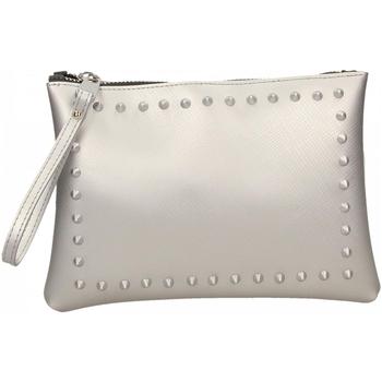 Sacs Femme Pochettes / Sacoches Gum SATIN STUDS 359-argento