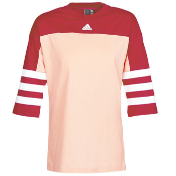 Vêtements Femme T-shirts manches courtes adidas Performance W SID JERSEY Rouge